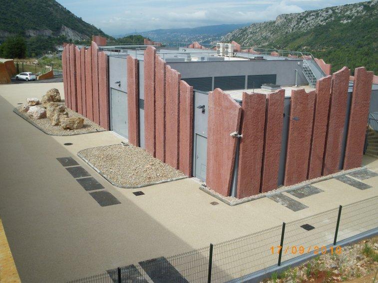 SPADA - 05 - Centrale Escota La Turbie